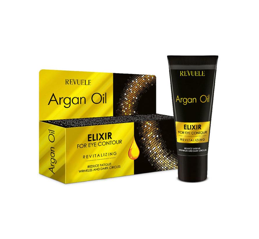 Argan Oil - Eye Contour Elixer