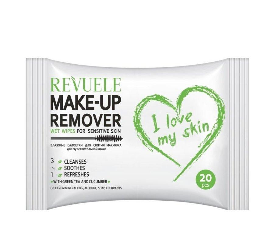 Reinigingsdoekjes - Sensitive Skin