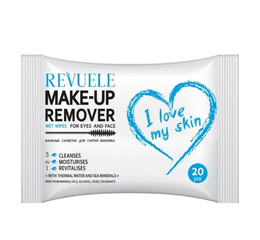 Reinigingsdoekjes - Makeup Remover