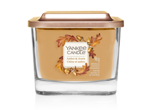 Yankee Candle Amber & Acorn - Small Vessel