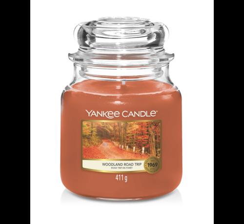 Yankee Candle Woodland Road Trip - Medium Jar