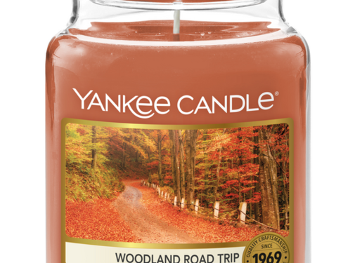 Yankee Candle Woodland Road Trip - Large Jar