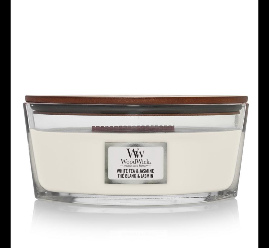 White Tea & Jasmine - Ellipse Candle