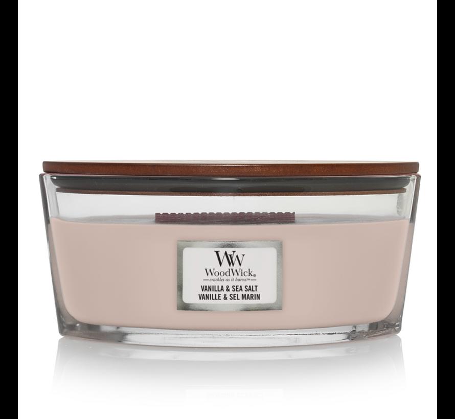 Vanilla & Sea Salt - Ellipse Candle