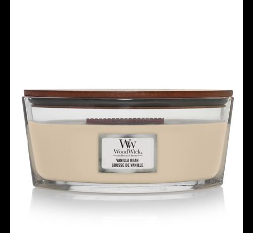 WoodWick Vanilla Bean - Ellipse Candle
