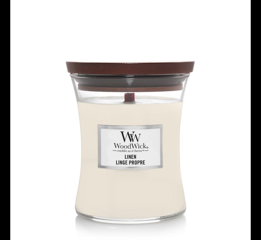 Linen - Medium Candle