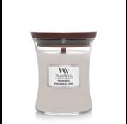 WoodWick Warm Wool - Medium Candle