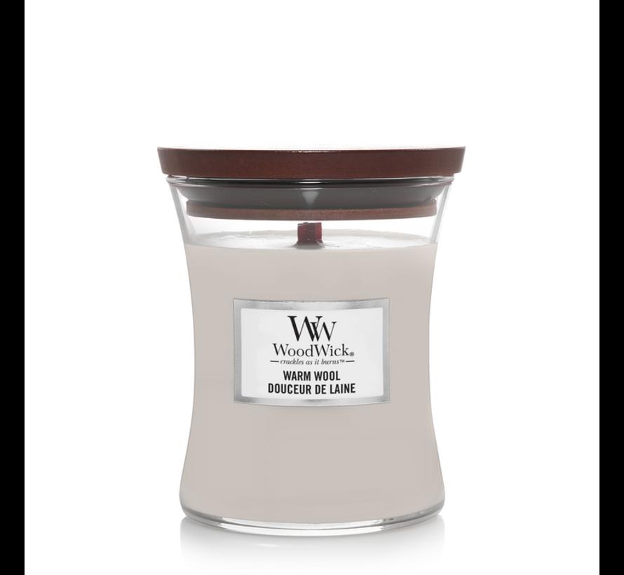 Warm Wool - Medium Candle