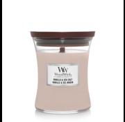 WoodWick Vanilla & Sea Salt - Medium Candle