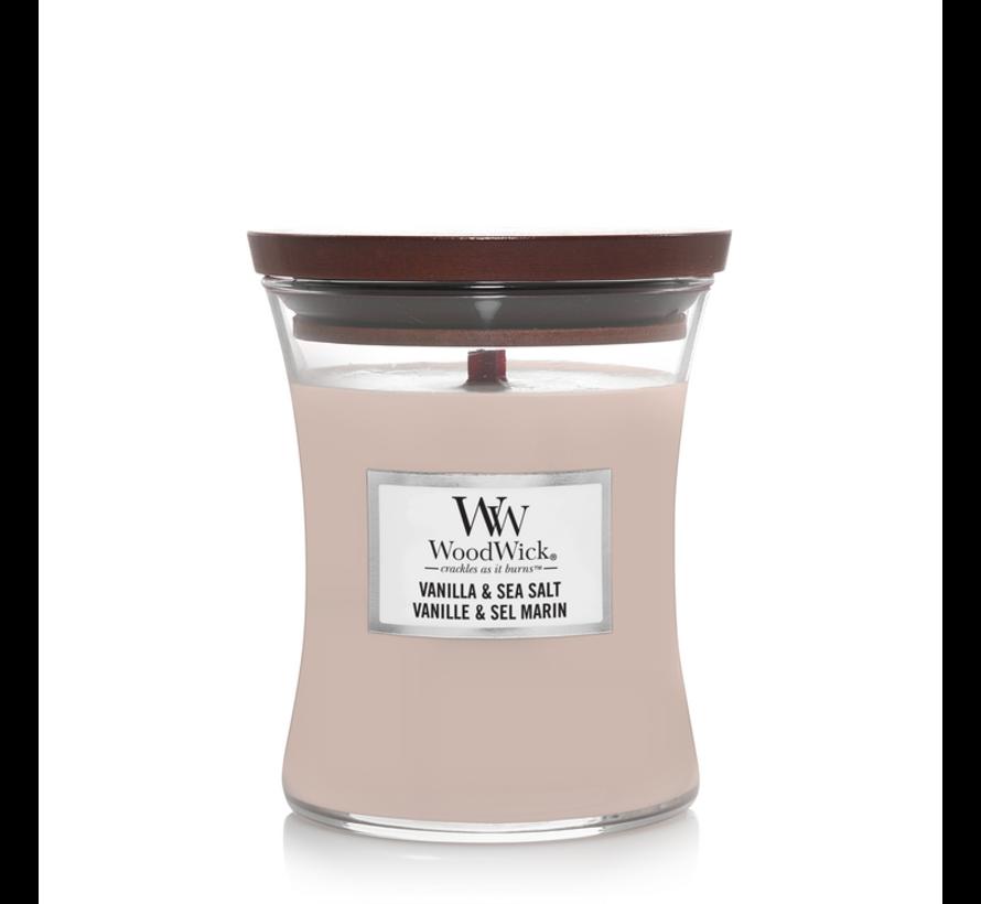 Vanilla & Sea Salt - Medium Candle