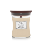 WoodWick Vanilla Bean - Medium Candle