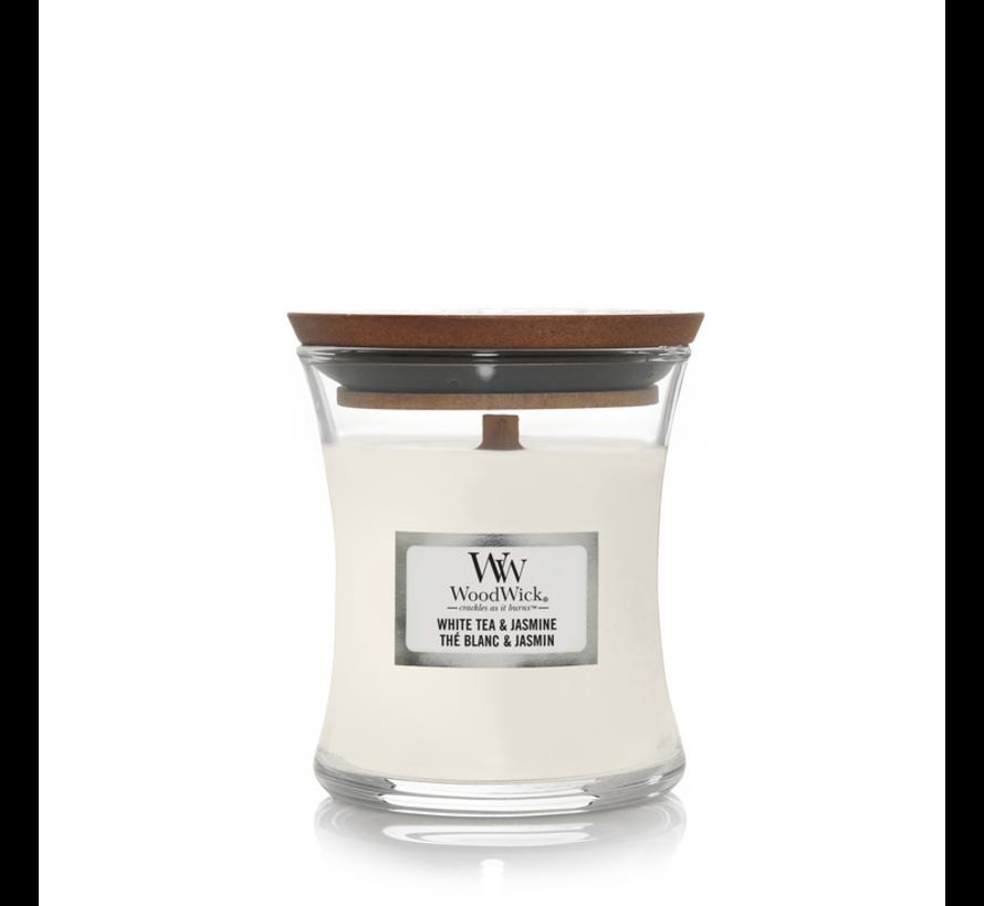 White Tea & Jasmine - Mini Candle