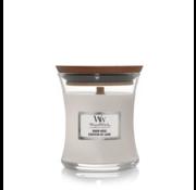 WoodWick Warm Wool - Mini Candle