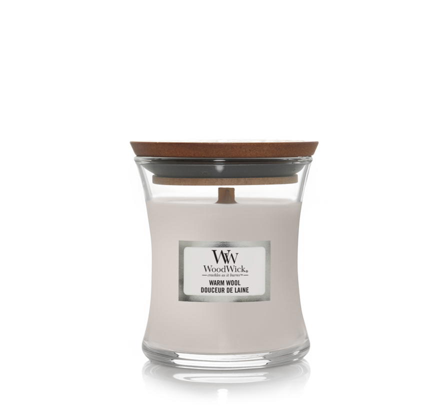 Warm Wool - Mini Candle
