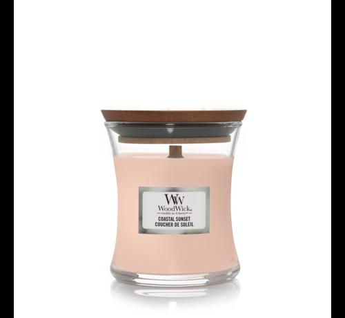 WoodWick Coastal Sunset - Mini Candle