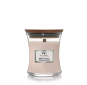 WoodWick Vanilla & Sea Salt - Mini Candle