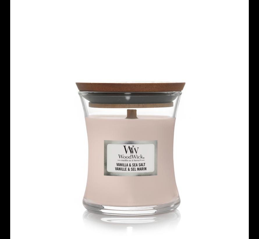 Vanilla & Sea Salt - Mini Candle