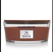 WoodWick Smoked Walnut & Maple - Ellipse Candle
