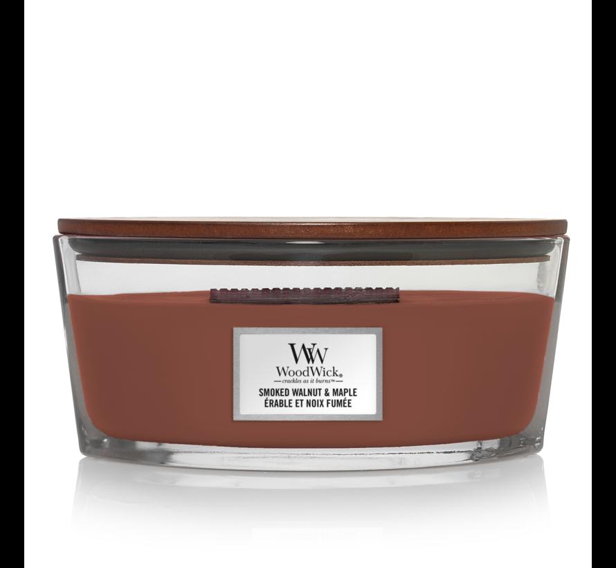 Smoked Walnut & Maple - Ellipse Candle