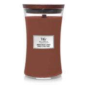 WoodWick Smoked Walnut & Maple - Large Candle