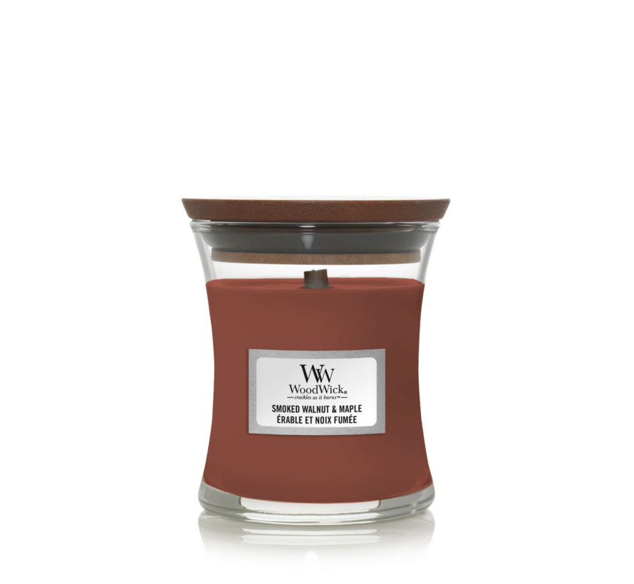 Smoked Walnut & Maple - Mini Candle
