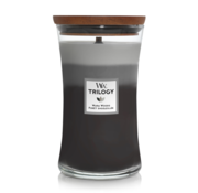 WoodWick Trilogy Warm Woods - Large Candle