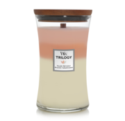 WoodWick Trilogy Island Getaway - Large Candle