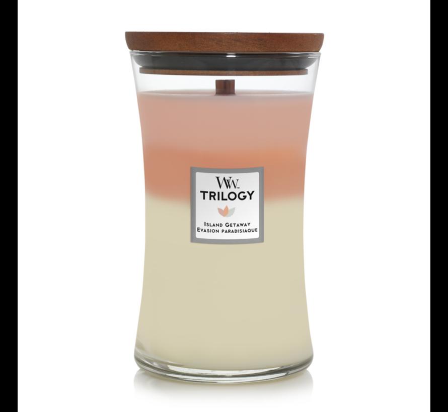 Trilogy Island Getaway - Large Candle