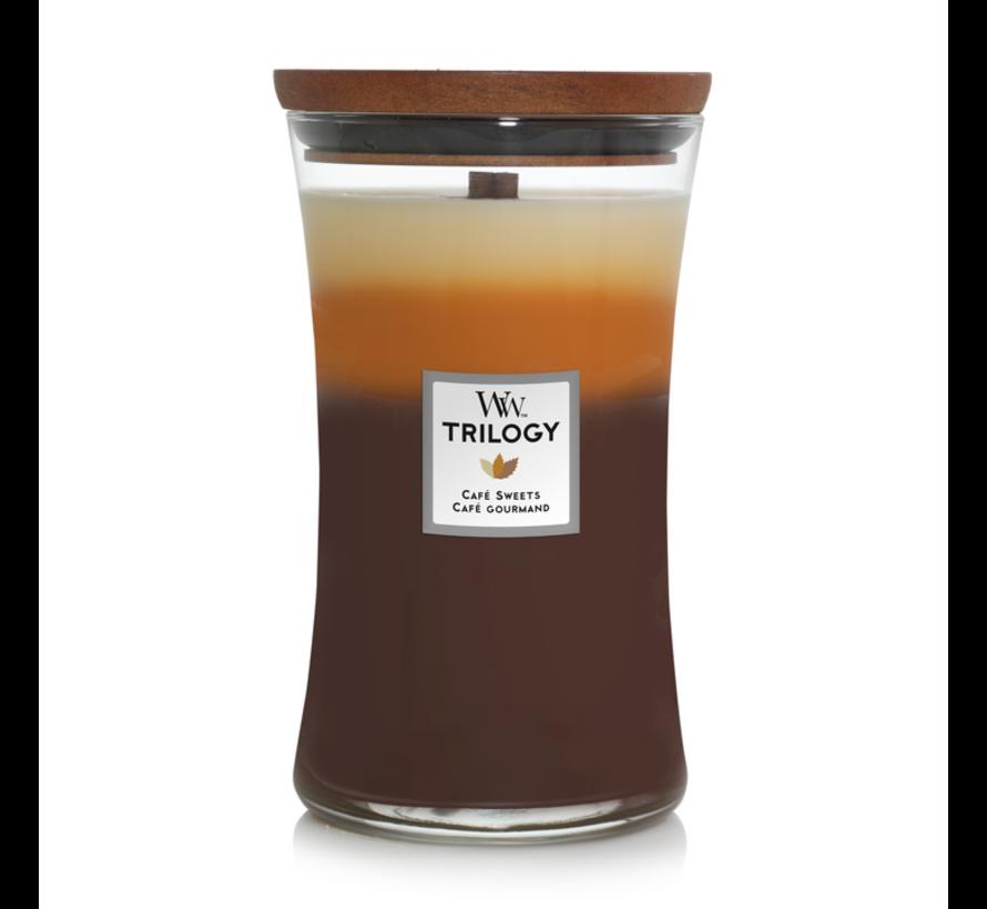 Trilogy Café Sweets - Large Candle