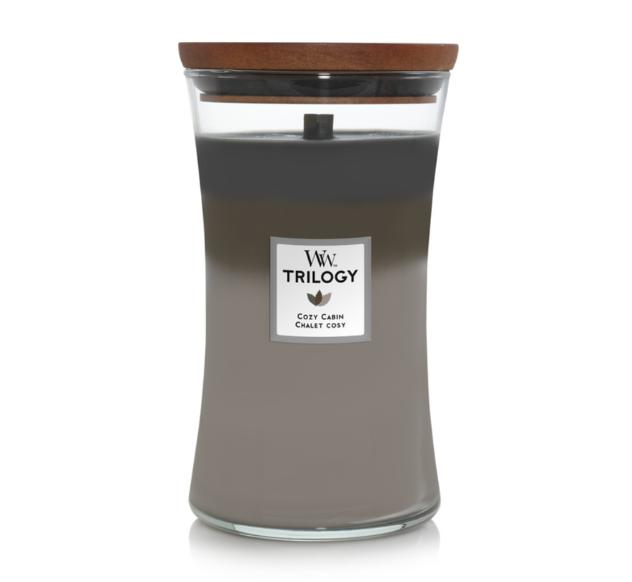 Trilogy Cozy Cabin - Large Candle