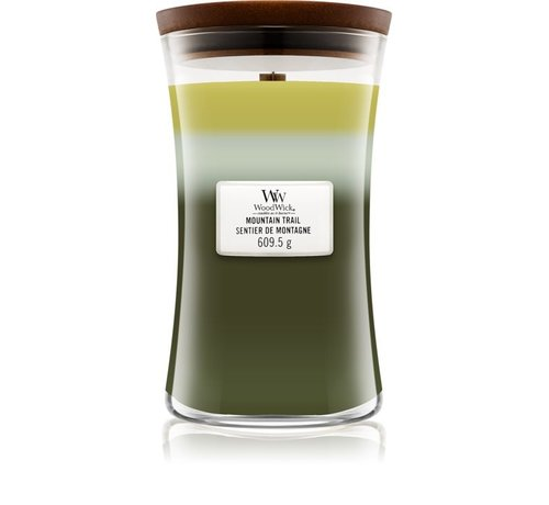 WoodWick Trilogy Mountain Trail - Large Candle