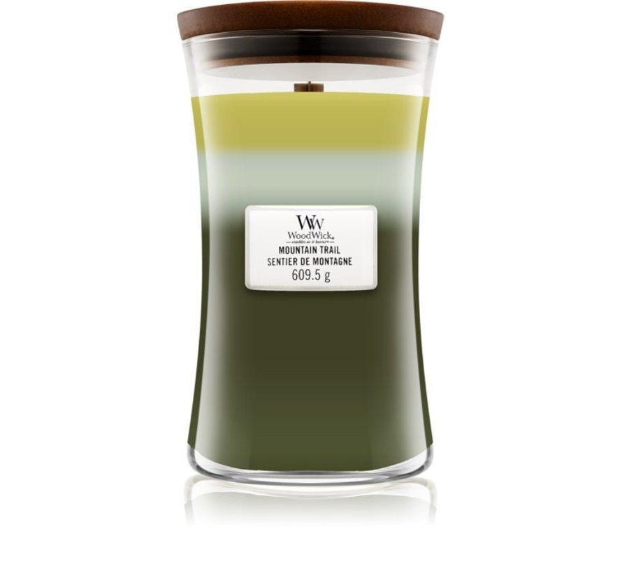 Trilogy Mountain Trail - Large Candle