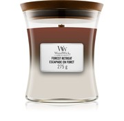 WoodWick Trilogy Forest Retreat - Medium Candle