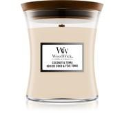 WoodWick Coconut & Tonka - Medium Candle