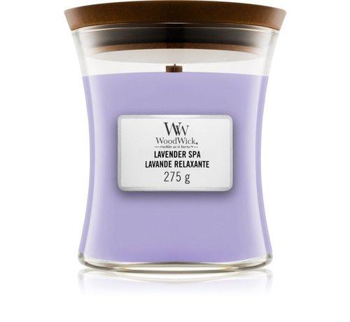 WoodWick Lavender Spa - Medium Candle