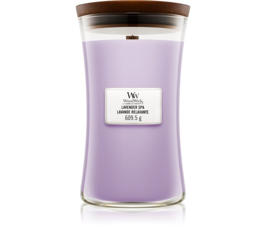 Lavender Spa - Large Candle