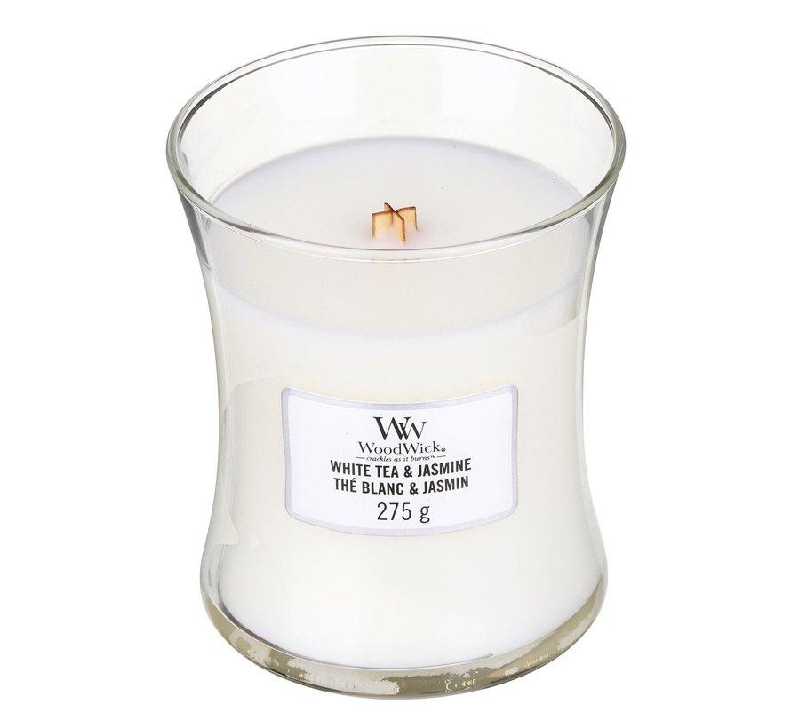 White Tea & Jasmine - Medium Candle