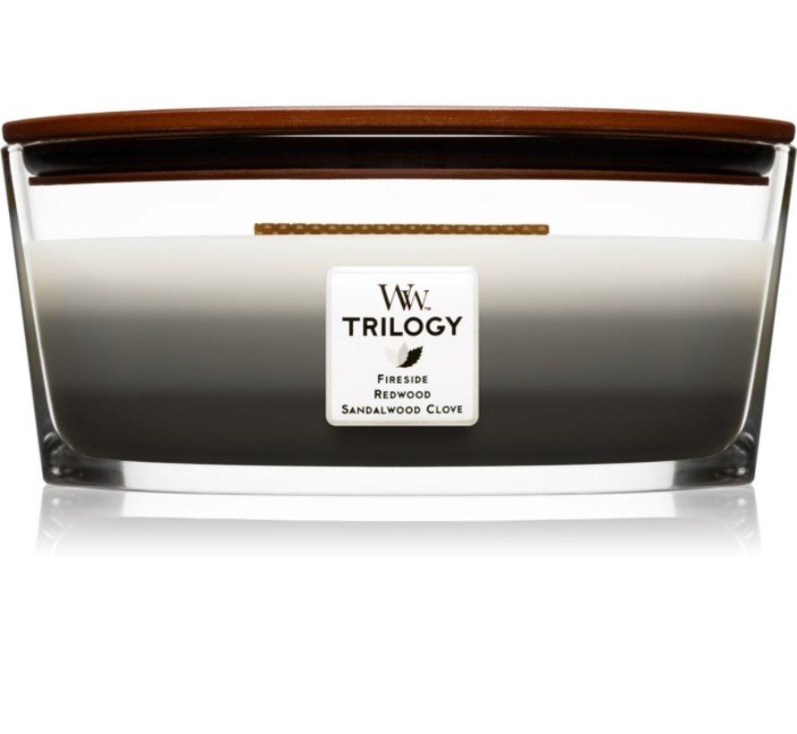 Trilogy Warm Woods - Ellipse Candle