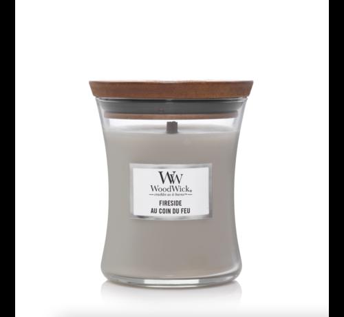 WoodWick Fireside - Mini Candle