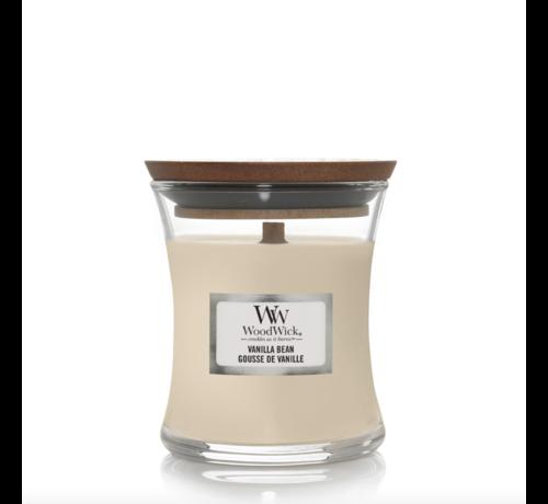 WoodWick Vanilla Bean - Mini Candle