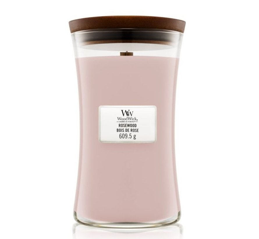 Rosewood - Large Candle