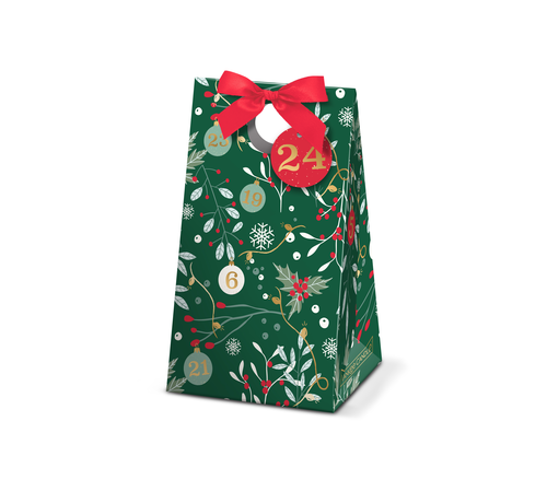 Yankee Candle Countdown To Christmas Make Your Own Gift Bag