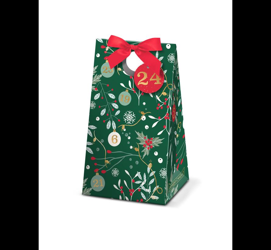 Countdown To Christmas Make Your Own Gift Bag