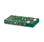 Yankee Candle Countdown To Christmas 10 Tea Lights & 1 Holder Gift Set