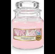 Yankee Candle Snowflake Cookie - Small Jar