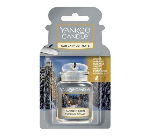 Yankee Candle Candlelit Cabin Car Jar Ultimate