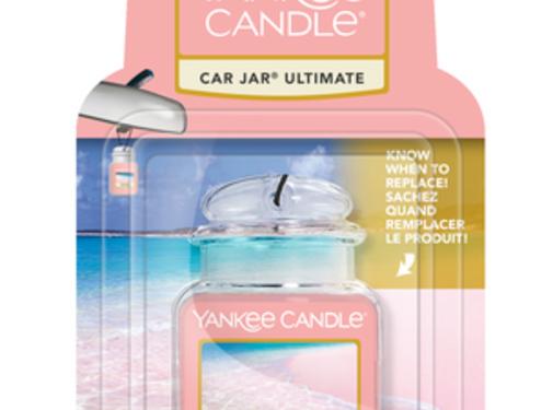 Yankee Candle Pink Sands Car Jar Ultimate
