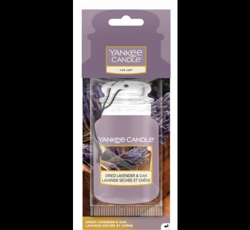 Yankee Candle Dried Lavender & Oak - Car Jar