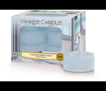 Yankee Candle A Calm & Quiet Place - Tea Lights