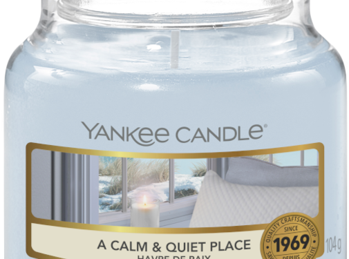 Yankee Candle A Calm & Quiet Place - Small Jar